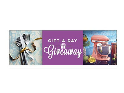 HGTV Gift a Day Giveaway