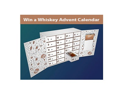 Win a Whisky Loot Advent Calendar