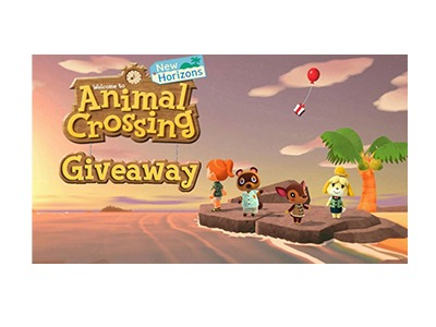 Animal Crossing: New Horizons Giveaway