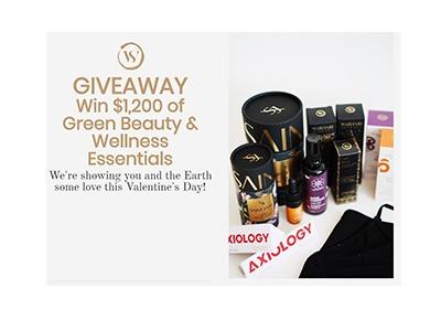 Win Green Beauty & Wellness Essentials