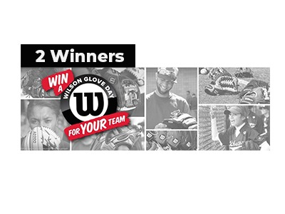 Wilson Glove Day Sweepstakes