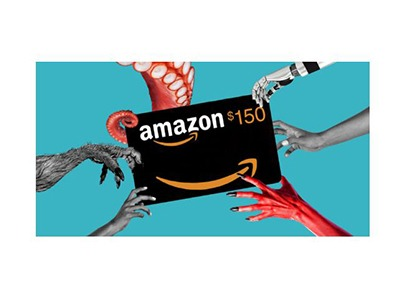 Book Riot Amazon Gift Card Sweepstakes