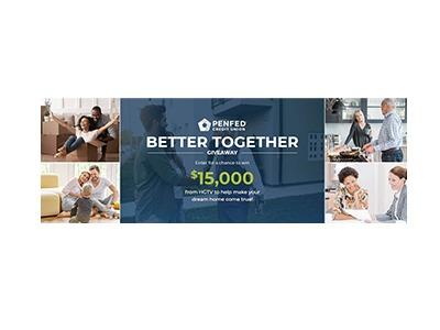HGTV Better Together Cash Giveaway