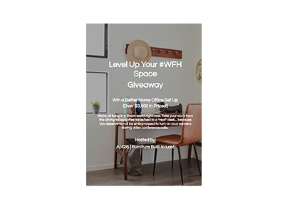 Level Up Your Office Space Giveaway