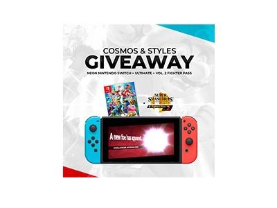 Nintendo Switch Smash Fighter Bundle Giveaway
