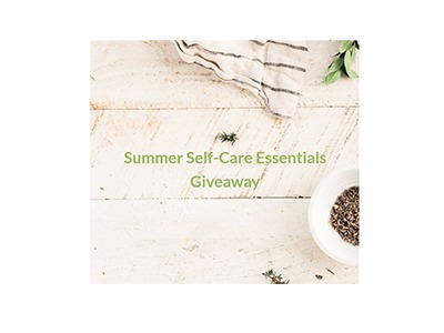 Summer Self Care Essentials Giveaway