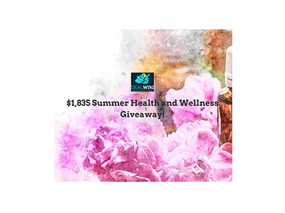 Summer health and Wellness Giveaway