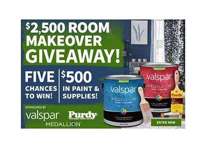 Do it Best Room makeover Giveaway