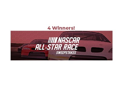Nascar All-Star Race Sweepstakes