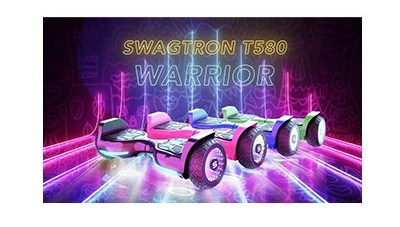 SWAGTRON Bluetooth Hoverboard Giveaway