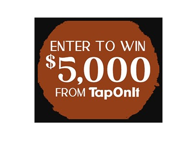 TapOnIt $5,000 Cash Giveaway