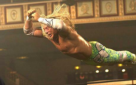 the wrestler 2
