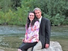 Pastor Gordon with wife Linda