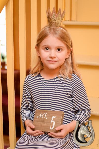 Ella's 5th Birthday - 3