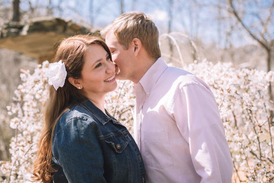 Liz and Aaron Engagement - 001