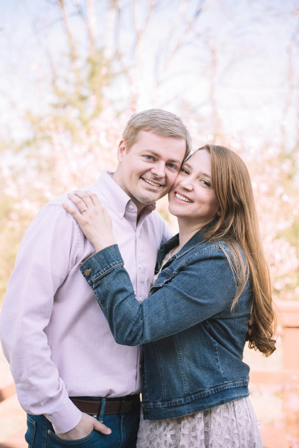 Liz and Aaron Engagement - 071