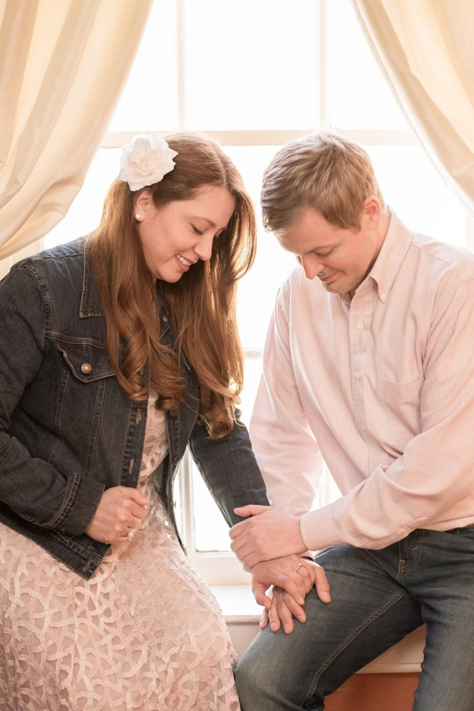 Liz and Aaron Engagement - 101