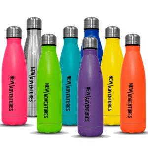 New Adventures Water Bottle