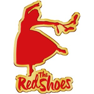 Matthew Bourne's The Red Shoes Pin Badge