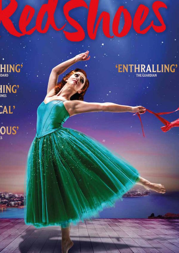 Matthew Bourne's The Red Shoes Poster