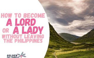 become a lord or a lady