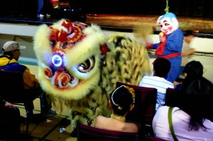 calgary elderly citizens lion dance calgary 2015 chinese cultural centre