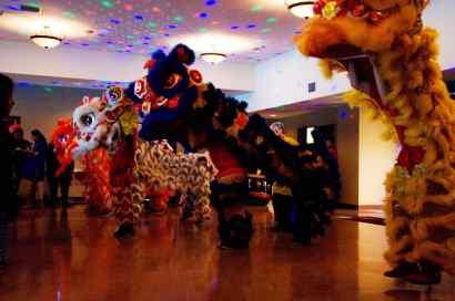 jing wo lion dance calgary 2015 birthday