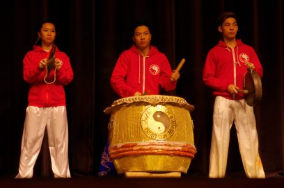 lion dance colonel irvine middle school chinese new year 2016 concert
