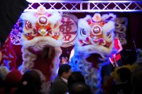 jing wo lion dance calgary 2016 regency palace restaurant