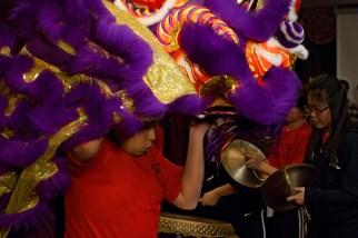 jing wo lion dance calgary 2016 chinese new year