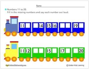 Trains -7