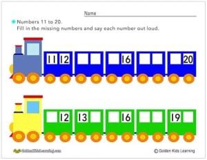 Trains -8