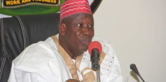 Governor Ganduje declares one-day fasting and prayer in Kano