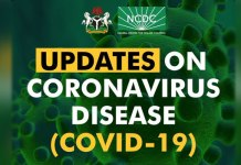 New Cases Covid-19 in Nigeria