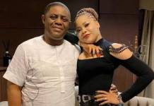 Fani-Kayode Caught Wife In Bed With Another Man