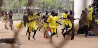 Prisoners Who Escaped From Benin Prison