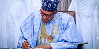 President Buhari Makes New Appointments (Full List)