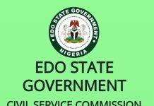 Edo State Civil Service Commission Recruitment 2020