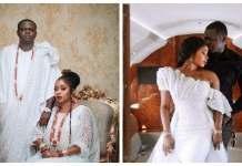 Tonto Dikeh ex, and girlfriend releases pre-wedding photos