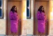 Funke Akindele joins the #Silhouettechallenge
