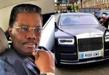 Leading Rolls Royce Collector, Bolu Akin-Olugbade Dies at 64
