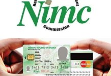 NIMC Mobile App For NIN Enrollment