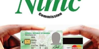 NIMC Mobile App For NIN Enrollment