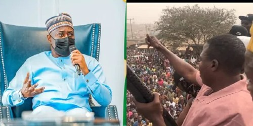 Sunday Igboho dares Governor Makinde over quit notice in Igangan