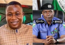 Sunday Igboho finally speaks after IGP's order for his arrest, says he can't be intimidated