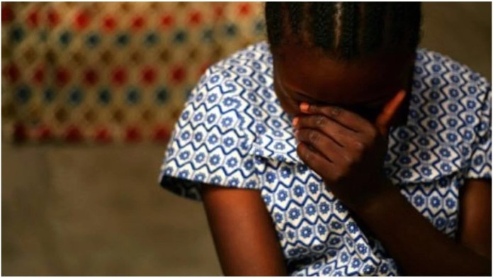 Child abuse: Teenage girl jumps down from two-storey building