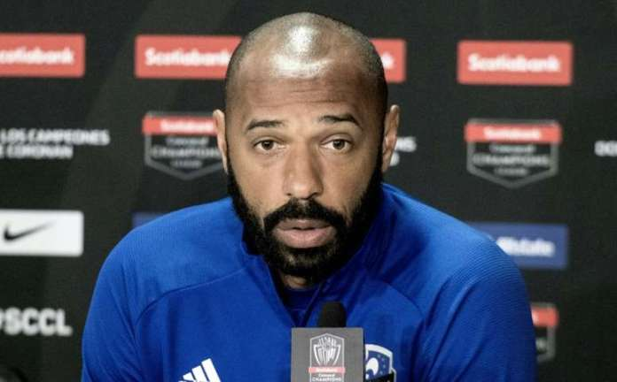 Thierry Henry Spoke About His Failure