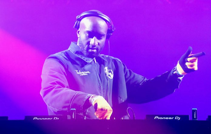 Virgil Abloh Has Released A New Track With Serpentwithfeet Called 'Delicate Limbs'