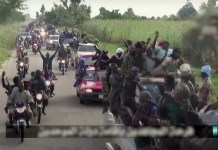 Just In: Soldiers Flee As Boko Haram Attack Military Base In Borno