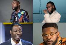 #EndSARS: Court stops case against Davido, Burna boy, Falz, others